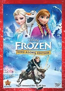 Disney Klassiker 52 - Frost: Sing-along utgåva