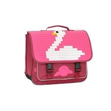 Väska med datorfack, Rosa, Eggmania World