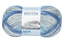 Aalto, sininen-harmaa (886)
