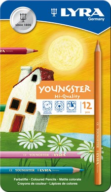 Youngster lackade 12-pack