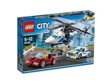 Höghastighetsjakt, LEGO City Police (60138)