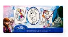 Färgläggningsset med tavlor, Disney Frozen
