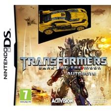 Transformers - Dark of the Moon - Autobots inkl Transformersbil