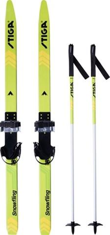 Ski, sett, Snow Fling, 110 cm, Stiga