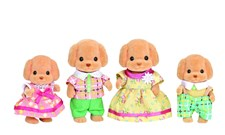 Familjen Pudel, Sylvanian Families