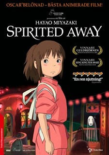 Spirited away (Nyrelease)