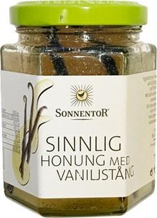 Sonnentor Honung Vanilj 230 g