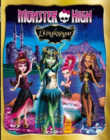 Monster High - 13 Önskningar (Blu-ray)