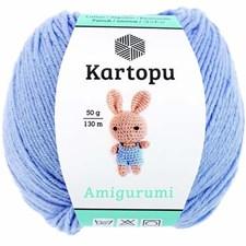 Kartopu Amigurumi 50g Sky Blue K544