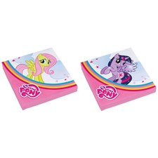 My Little Pony, Servietter, 20 stk.