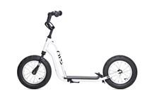 Yedoo One, Hvit, Sparkesykkel med lufthjul