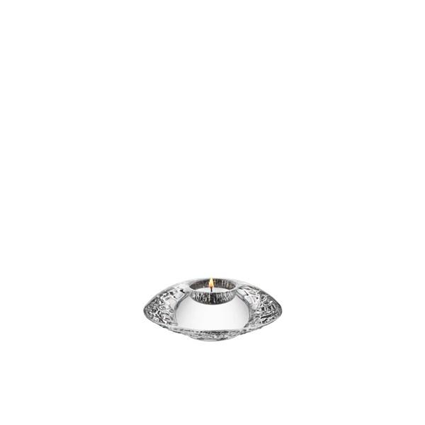 Orrefors Diskus Ljuslykta Stål - ljusstakar & ljuslyktor