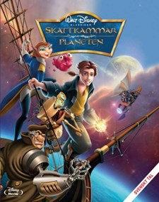 Disney Klassiker 42 - Skattkammarplaneten (Blu-ray)