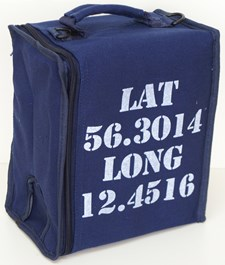 BOXinBAG Kylmälaukku Hanaviinille Sininen