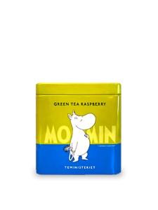 Teministeriet Moomin Te Green Tea Raspberry 100 g