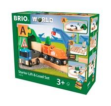 BRIO World - 33878 Last og loss – Begynnersett
