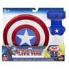 Magnetisk Captain America-skjold og hanske, Avengers