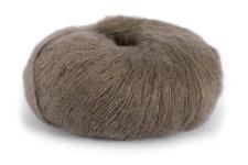 Dale Garn Erle Silk Mohair Mix 50 g Mellombrun 2288