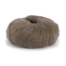 Dale Garn Erle Lanka Silk Mohair Mix 50 g keskiruskea 2288