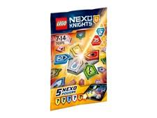 NEXO-yhdistelmävoimat, Wave 2, LEGO Nexo Knights (70373)