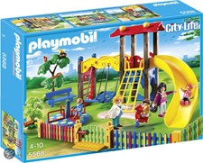 Barnens lekplats, Playmobil City Life (5568)