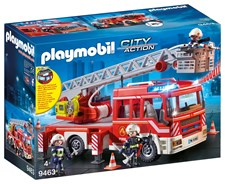 Stegenhet brandbil, Playmobil Action (9463)