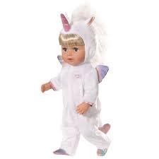 Onsie Unicorn dress, Baby Born