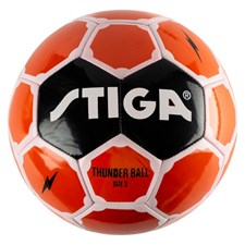 Fotboll Thunder Ball, Orange, Stiga