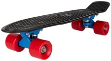 Stiga Skateboard, JOY 57 cm, Svart