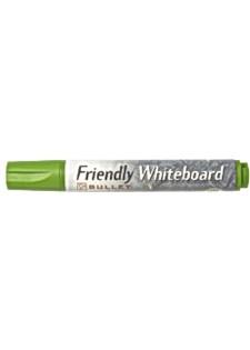 Whiteboardpennor Rund Grön 1 st