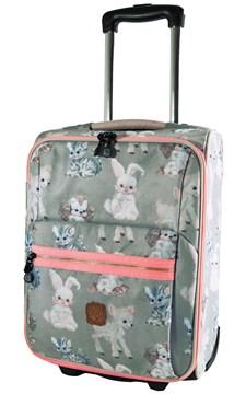 Resväska Cute, Grå, Pick & Pack