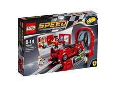 Ferrari FXX K ja kehityskeskus, LEGO Speed Champions (75882)