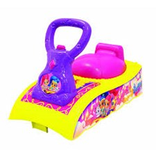 Flying Carpet, Ride-On, Sparkbil, Shimmer & Shine