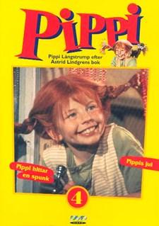 Pippi Långstrump - Tv-serien 4 (Pippi's jul/Pippi hittar en spunk)