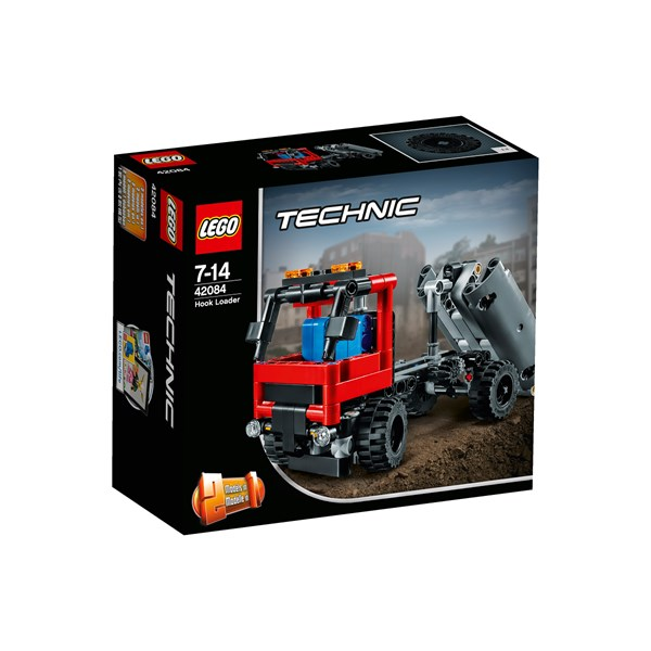Kroklastare, LEGO Technic (42084)