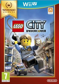 LEGO City Undercover Nintendo Selects