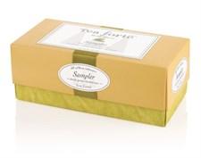 Tea Forté Te Ribbon Box Sampler Tepåsar 20 st Blandade Tesorter