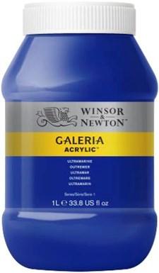 Galeria Akryl 1 liter 660 Ultramarine