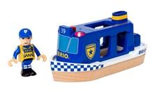 Polisbåt, Brio Träjärnväg (33820)