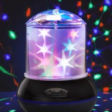 Star Lamp Projektor