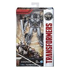Cogman, Premium edition deluxe, Transformers
