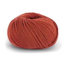 Dale Garn Lanolin Wool Ullgarn 50 g Terracotta 1425
