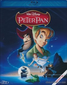 Disney Klassiker 14 - Peter Pan (Blu-ray)