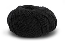 Knit At Home Classic Alpaca Wool Alpakkavilla mix 50 g musta 501