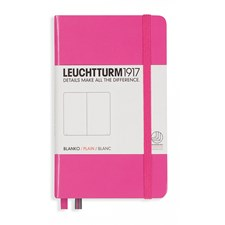 LT NOTEBOOK A6 Hard new pink 185 p. plain