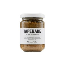 Nicolas Vahé Tapenade Green Olive & Almond 140 g