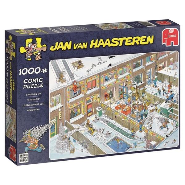 Jan van Haasteren, Christmas Eve, Puslespill 1000 biter