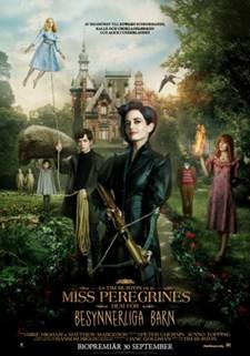 Miss Peregrines hem för besynnerliga barn (Blu-ray 3D)