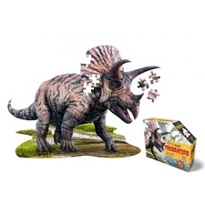 IAmTriceraptor Pussel 100bitar Madd Capp Games