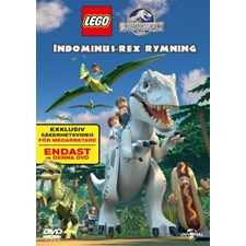LEGO: Jurassic World: The Indominus Escape